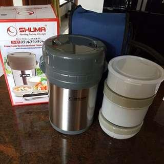 Shuma lunch box  (1.5 L)