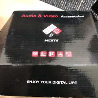 #13 HDMI Splitter 1x2 4K @ 60 hz