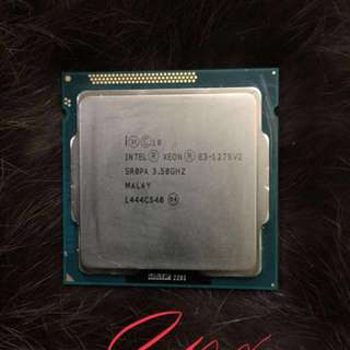 INTEL XEON E3-1275v2 LGA 1155