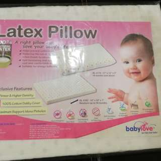 Baby Love Latex Pillow