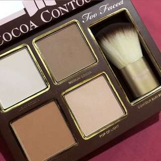 Two Faced Cocoa Contour