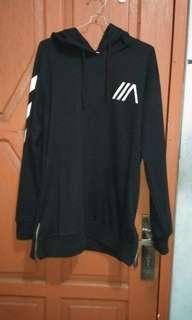 Asylum hoodie off white look a like
