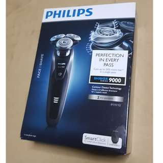 Philips Shaver series 9000 Wet and dry electric shaver