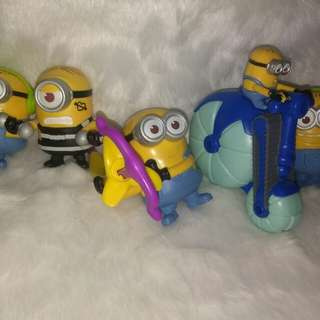McDonalds Collectibles/ Minions