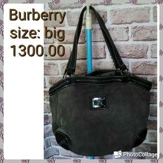 Burberry authentic Big Bag