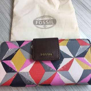 Fossil Wallet Woman