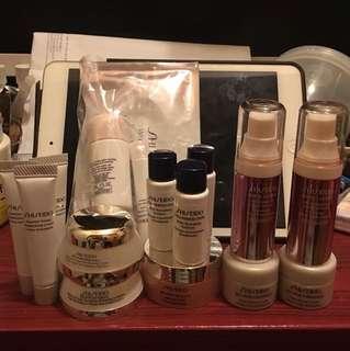 Shiseido護膚品