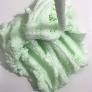 """MINT TO BE"" CLOUD SLIME!"