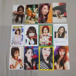 [CLEARANCE] Girl Group official photocards