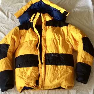 NT SHERPA Expedition Down Jacket - Heavy Weight! #M (fits big) (good at -20/-35 temps)
