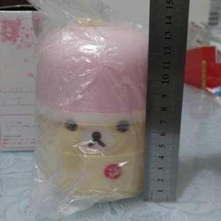 輕鬆小熊食物盒餐盒