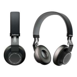 Jabra Move Wireless Bluetooth Stereo Headset (coal)