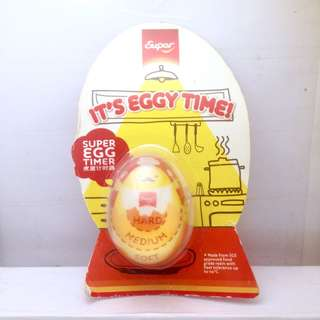 Super Egg Timer - Indikator Tingkat Kematangan Telur