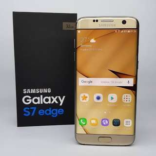 Samsung Galaxy S7 Edge SEIN GoldPlatinum