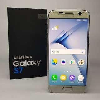 Samsung Galaxy S7 SEIN Dualsim SilverTitanium