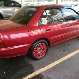 Used Car For Sale Proton Wira 1.5 ( 1999 ) well maintained