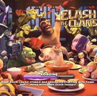 Clash of clans chest of gems