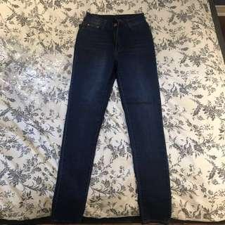REDUCED BNWT Fashion Nova High Waisted Jeans Size 7