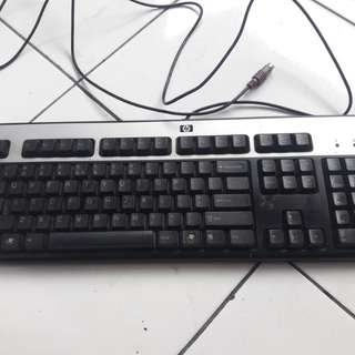 Keyboard HP Original PS 2