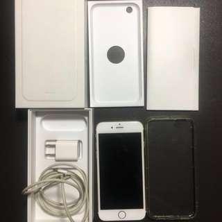 I phone 6 64G 螢幕小裂 I6 iphone 16 64 128