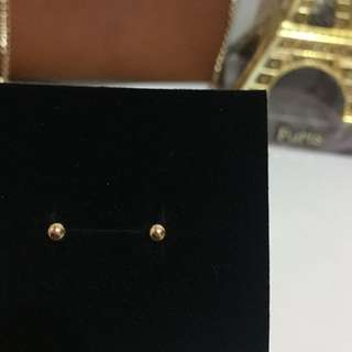 Earrings | 100.00 only | Gold