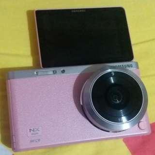 nx mini美顏相機 9成新 有單有盒