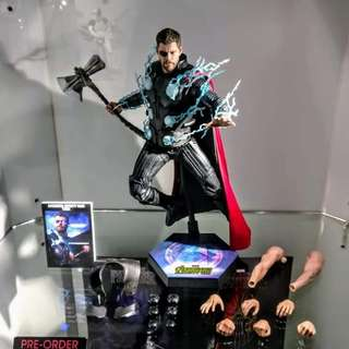 Hot Toys Infinity War 1/6 Scale Thor