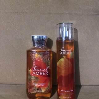 Bath and Body Works P400.00