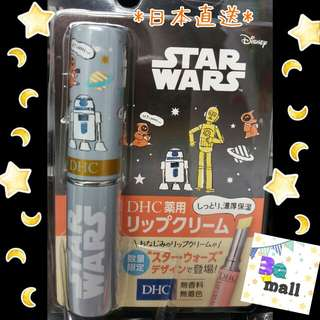 Star Wars DHC 護唇膏💄