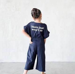 L&L Denim Jumpsuit