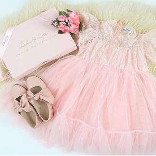 Lyla and Lyra Dainty Dress