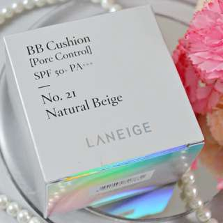 Laneige BB Cushion Pore Control Refill No. 21 Beige