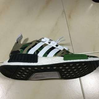 Bape X Adidas NMD