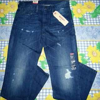 Levi's 511 Silm Fit Jeans藍色 牛仔褲 Levis