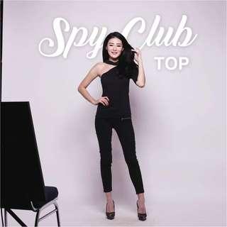 SPY CLUB TOP