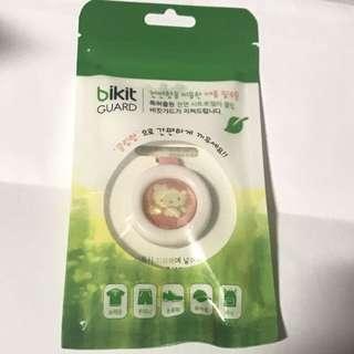 Bikit Guard Mosquito Repellent Clip - Pink Hello Kitty