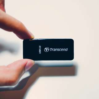Transcend USB 3.0 Card Reader SDHC / SDXC / microSDHC / SDXC Card - Black