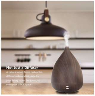 Hysure wooden diffuser/baby humidifier.