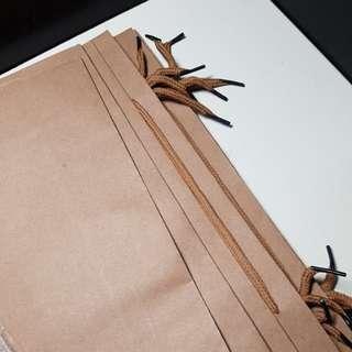 Kraft Paper Bags 31.5 by 42cm