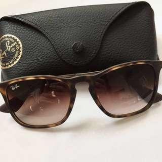 RayBan Chris Wayfarer Sunglasses