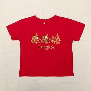 Baju Anak Kaos Thailand (Boy/Girl 5yo) #MakinTebel