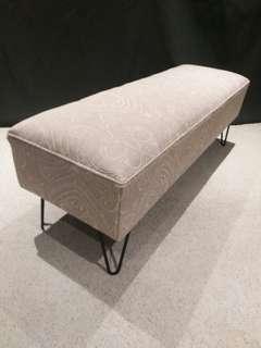 Custom Made Bench/Ottoman