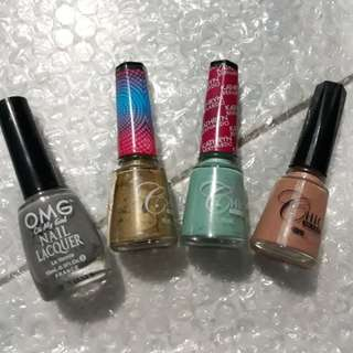 Nail Colors Bundle!!!!