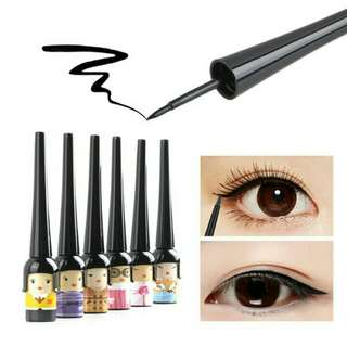 [PO] Waterproof Black Liquid Eyeliner