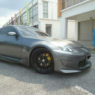 Nissan Fairlady Z 350z Amuse registered 2007