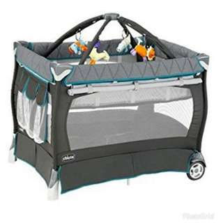 Chicco Playpen/Crib/Pack n Play free Child Care Mosquito Net