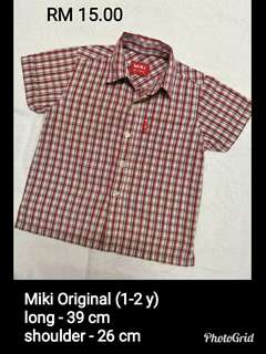 Miki Shirt For Boys