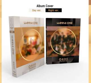 [INCOMING STOCK] Wanna One Golden Age I Promise You