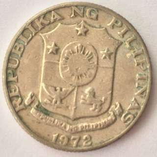 1972 Old Coins