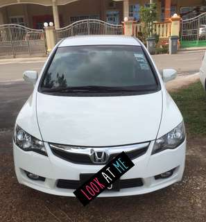 2009 Honda Civic 1.8(A) I-VTec